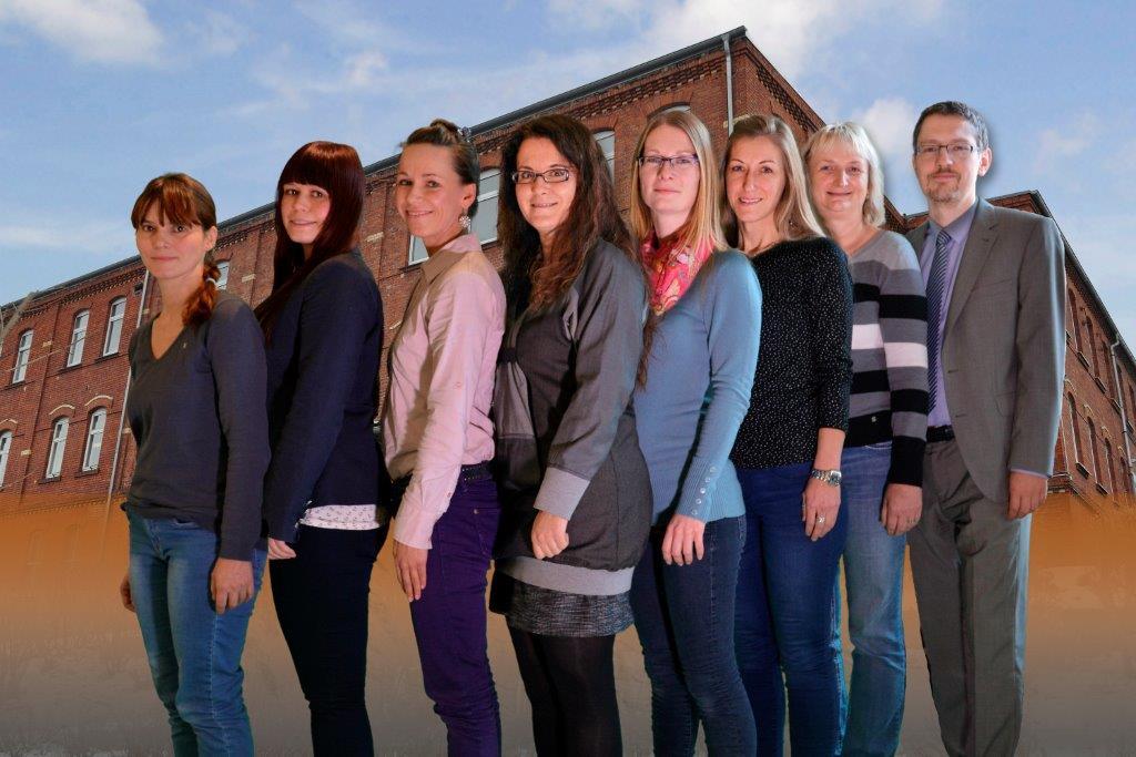 Das Team des IFD Zwickau.